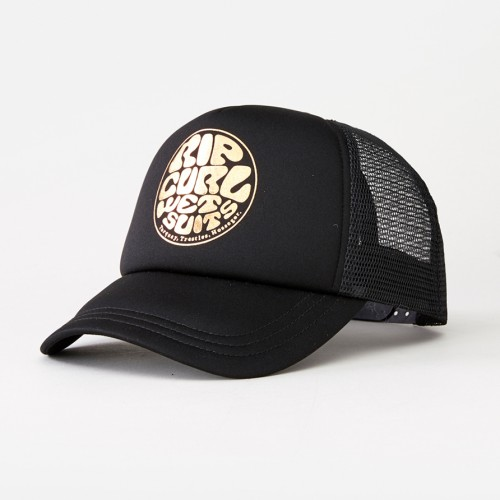 Gorra Rip Curl Essentials Foil Trucker Black