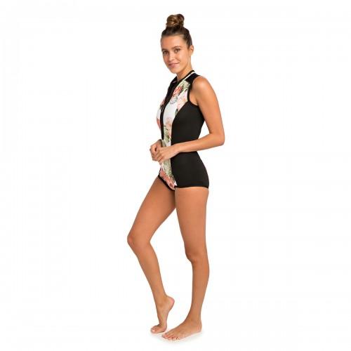 Neopreno de surf Rip Curl G Bomb Bikini Spring 1 mm Sleeveless White