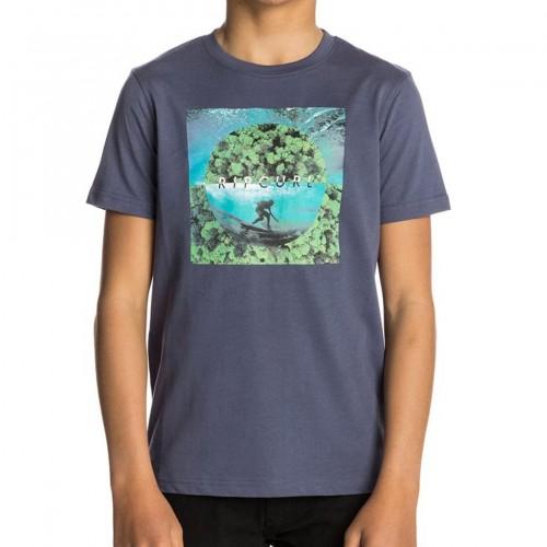 Camiseta Rip Curl Good Day Tee Blue Indigo