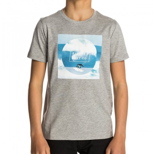 Camiseta Rip Curl Good Day Tee Cement Marle