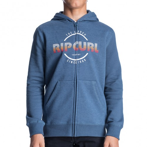 Sudadera Rip Curl Hey Mama Boy HZ Fleece Deep Teal