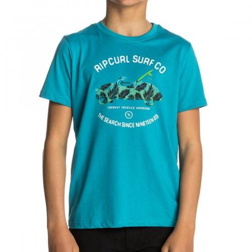 Camiseta Rip Curl Multi Van Tee Barrier Reff