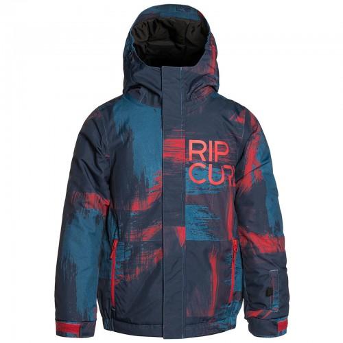 Pantalones de snowboard Rip Curl Olly Printed Dress Blue