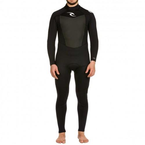 Neopreno de surf Rip Curl Omega 4/3GB BZ STMR Black
