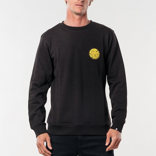 Rip Curl Original Wetty Crew Black