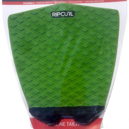 Grip surf Rip Curl Pipeline Deck Grip Green