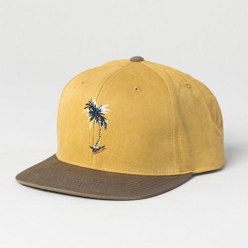 Gorra Rip Curl Plantation Snapback Mustard