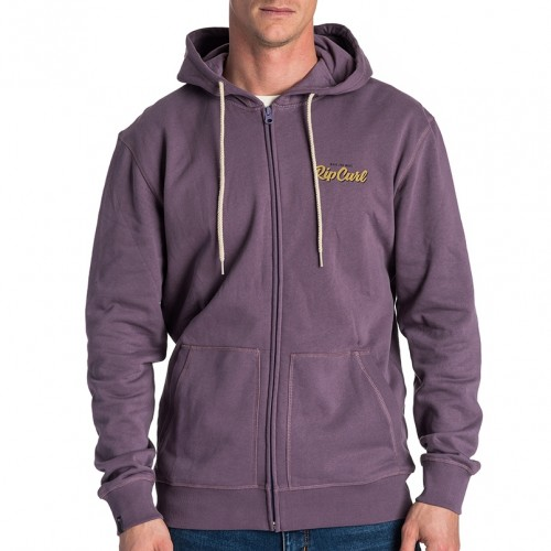 Sudadera Rip Curl Polar On Da Gun Purple
