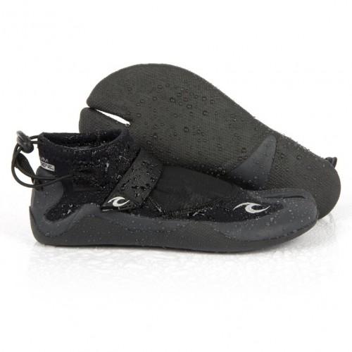Escarpines neopreno de surf Rip Curl Reefer Boots 1.5mm Split Toe Black/Charcoal