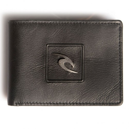 Cartera Rip Curl Rider Rfid All Day Black