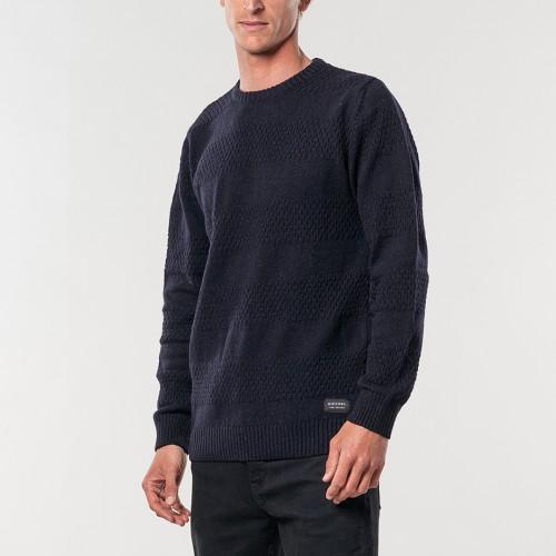 Jersey Rip Curl Skipper Sweater Indigo