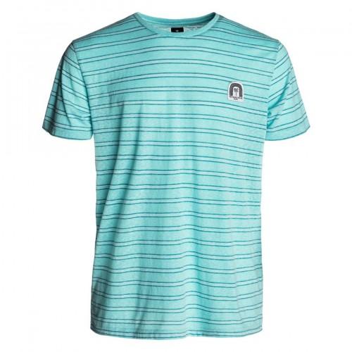 Camiseta Rip Curl Stripy Rainbow Tee Blue