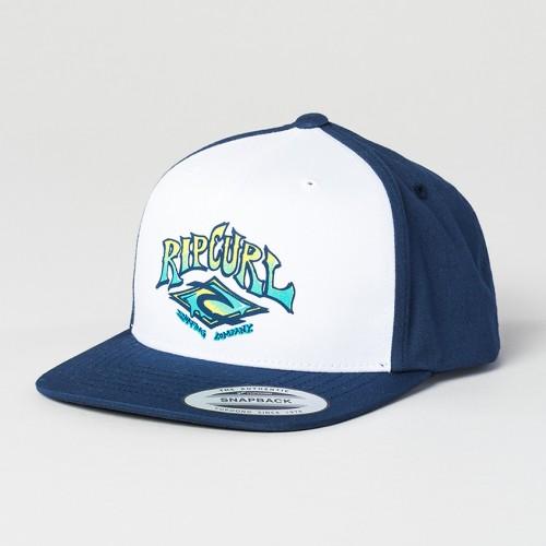 Gorra Rip Curl Surf Sticker Cap Indigo Blue