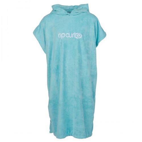 Poncho de surf Rip Curl Teen Se Hooded Towel Aqua
