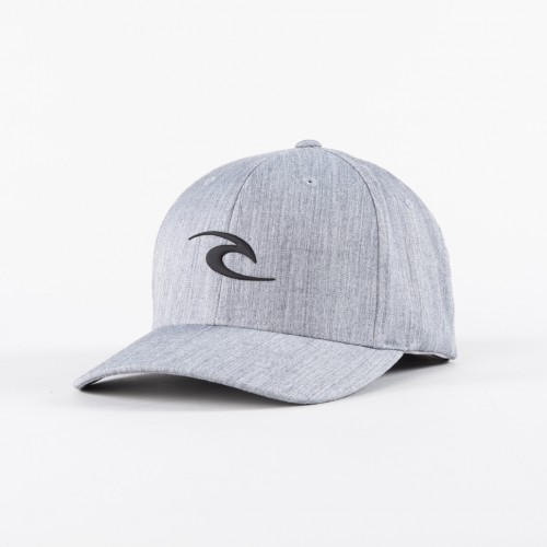 Gorra Rip Curl Tepan Weld Flexfit Light Grey