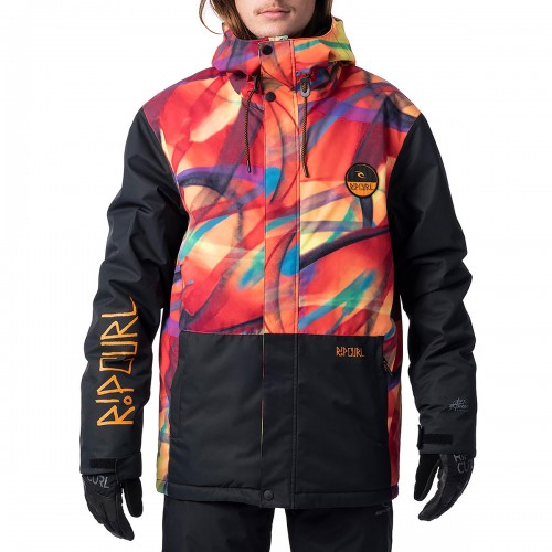Chaqueta de snowboard Rip Curl The Top Notch Jacket Freesia