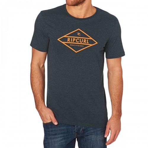 Camiseta Rip Curl Undertow Diamond Tee Mood Indigo