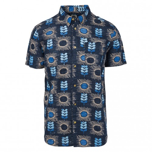 Camisa Rip Curl Westy Dark Blue