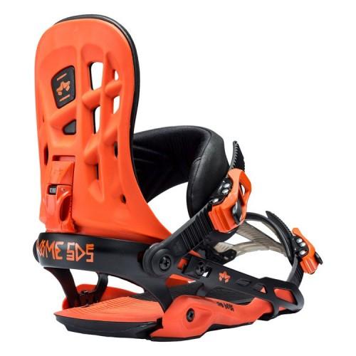 Fijaciones de snowboard Rome 390 Boss Orange 2018
