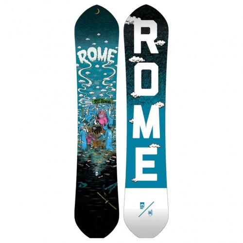 Tabla de snowboard Rome Agent Alek 2018