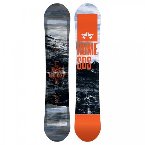 Tabla de snowboard Rome Agent Rocker