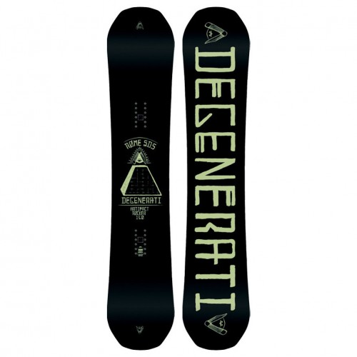 Tabla de snowboard Rome Artifact Rocker
