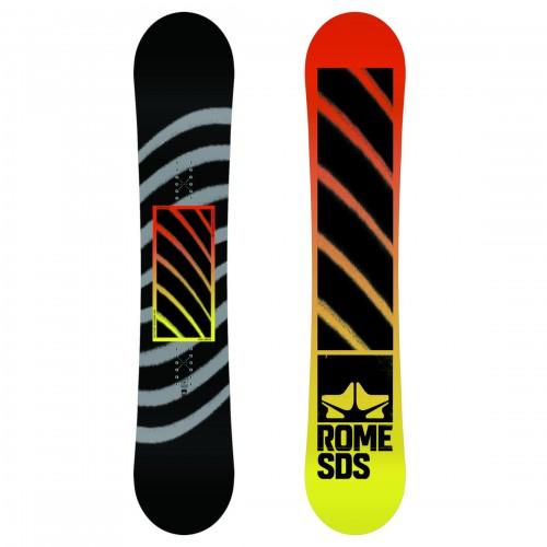 Tabla de snowboard Rome Factory Rocker 2019