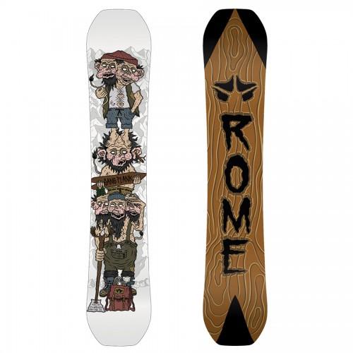 Tabla de snowboard Rome Gang Plank Len 2020
