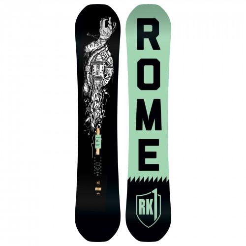 Tabla de snowboard Rome Gang Plank Len 2017