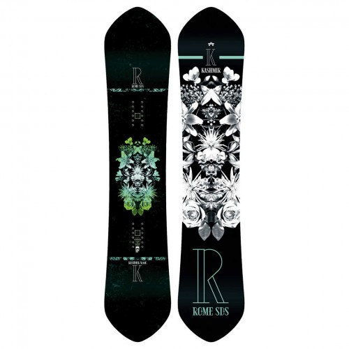 Tabla de snowboard Rome Kashmir 2018