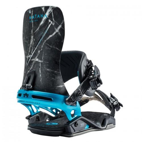 Fijaciones de snowboard Rome Katana Marble 2019