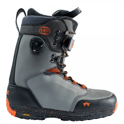 Botas de snowboard Rome Libertine SRT Slate/Orange 2019