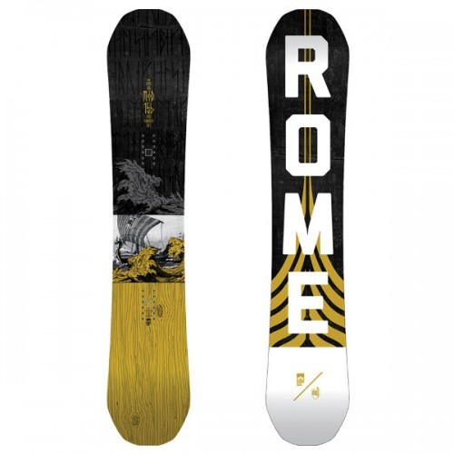 Tabla de snowboard Rome Mod RK1 Stale 2018