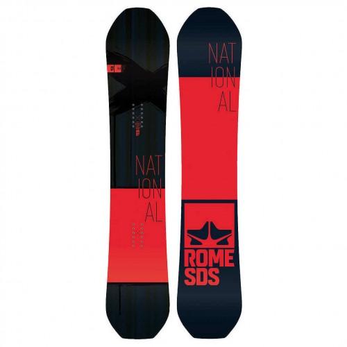Tabla de snowboard Rome National 2018