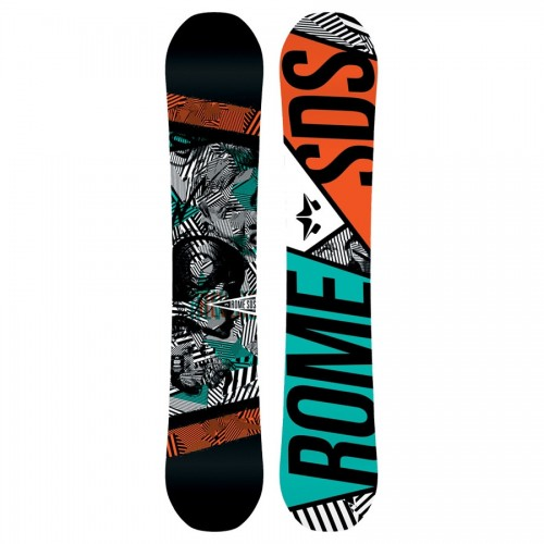 Tabla de snowboard Rome Reverb Rocker