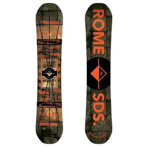 Tabla de snowboard Rome Reverb Rocker 2017