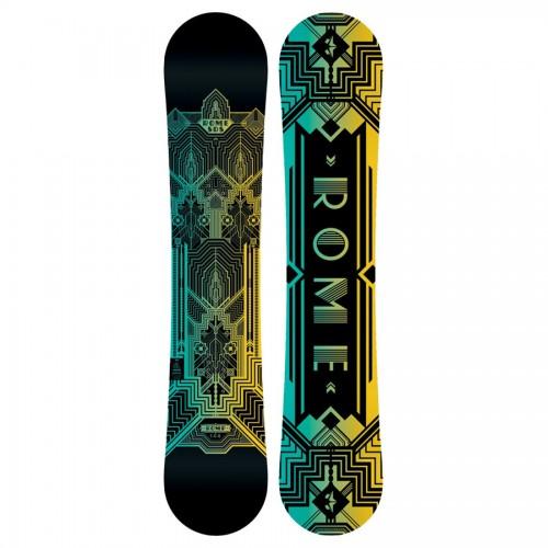 Tabla de snowboard Rome Romp