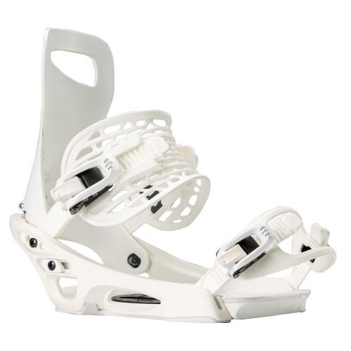 Fijaciones de snowboard Rome Slice White 2020