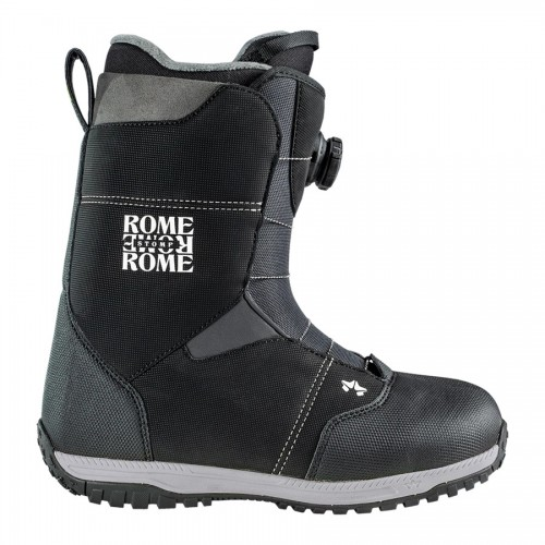 Botas de snowboard Rome Stomp Boa Black