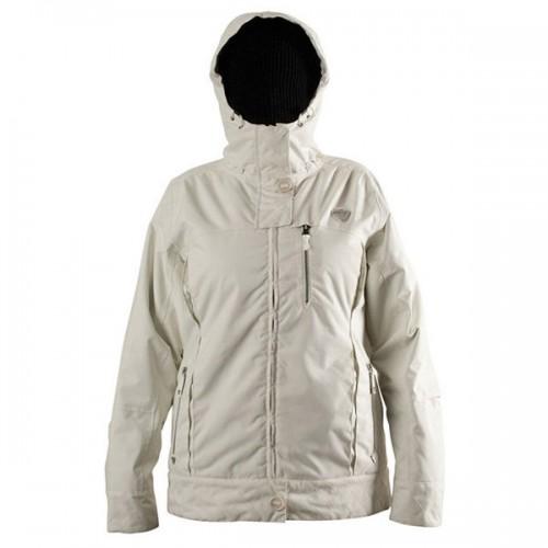 Chaqueta de snowboard Rome Suffragette Jacket White