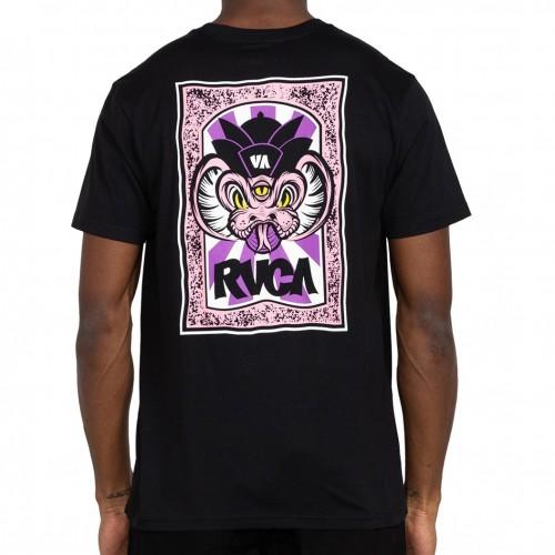 Camiseta RVCA Roberto Tee Black