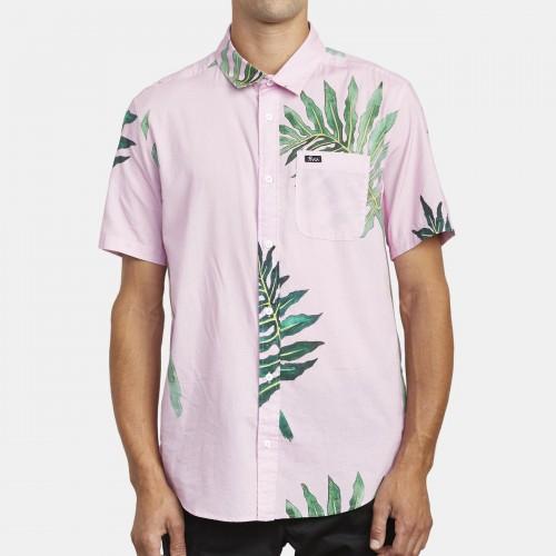 Camisa RVCA Rozich Pink