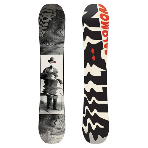Tabla de snowboard Salomon The Villain 2019