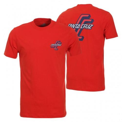 Camiseta Santa Cruz OGSC Red