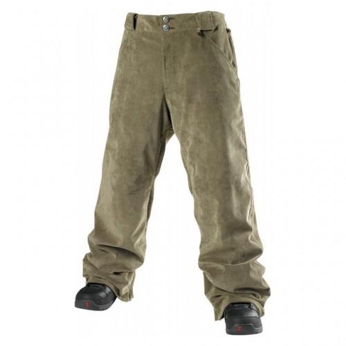 Pantalones de snowboard Special Blend 5Pocket Freedom Pants Burnt Greens