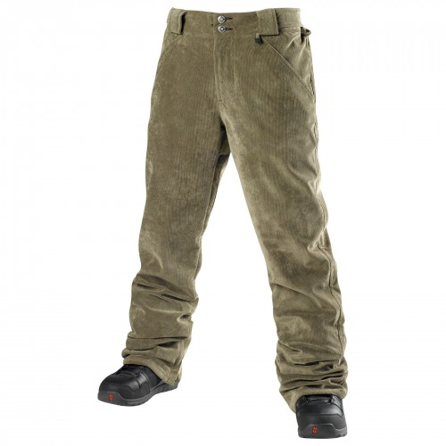 Special Blend 5Pocket Revolver Pants Burnt Greens