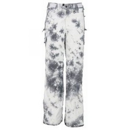 Pantalones de snowboard Special Blend C4 Demi Pants Tie Dye