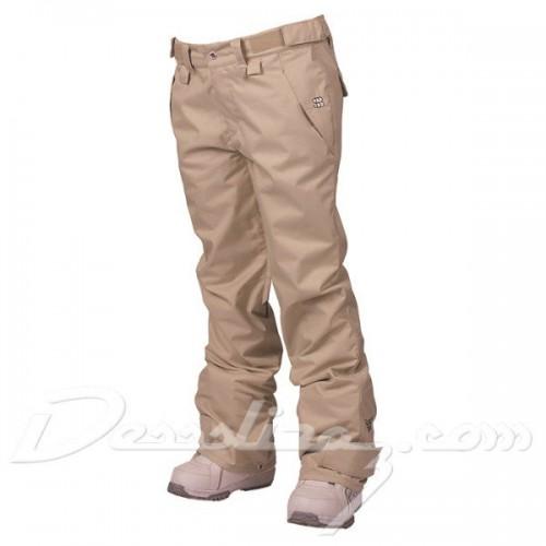 Pantalones de snowboard Special Blend Villian Pants Castle Wall