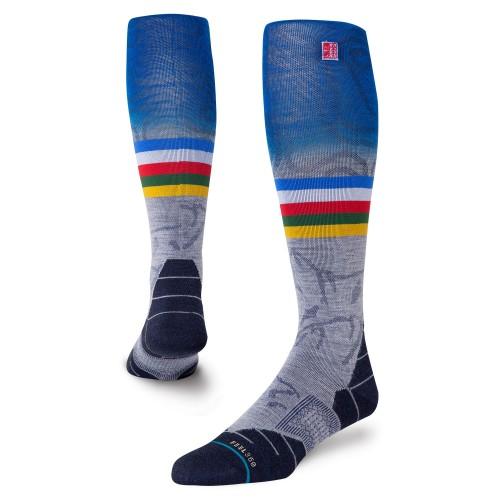 Calcetines de snowboard Stance JC 2 Grey