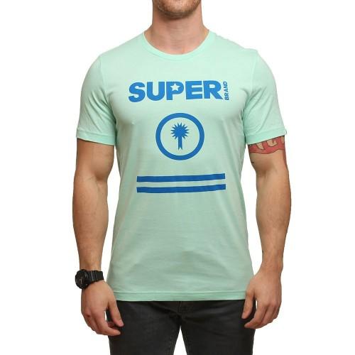 Camiseta Superbrand Palm Tee Mint